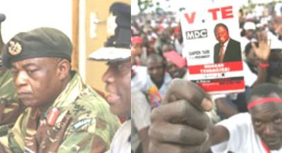 2008 Zimbabwe Elections