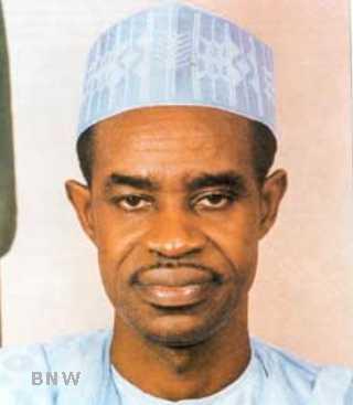Adamawa State Gov Bonie Haruna