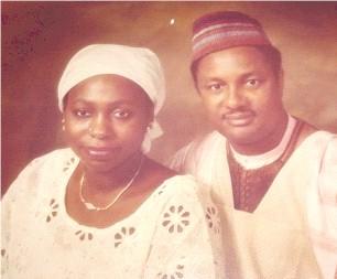 Abubakar Rimi and Wife