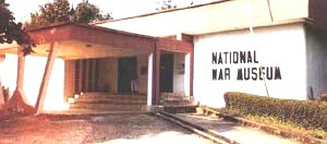 Nigeria-Biafra War Museum, Umuahia