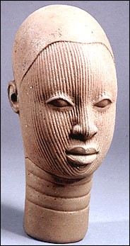 Ancient African Queen