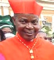 Anthony Cardinal Olubunmi Okogie