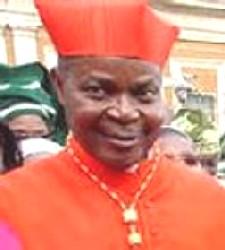 Anthony Cardinal Olubunmi Okogie