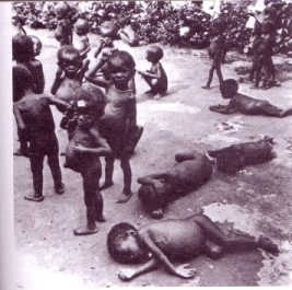 Nigeria-Biafra War children victims of Awolowo/Enahoro Starvation Policy