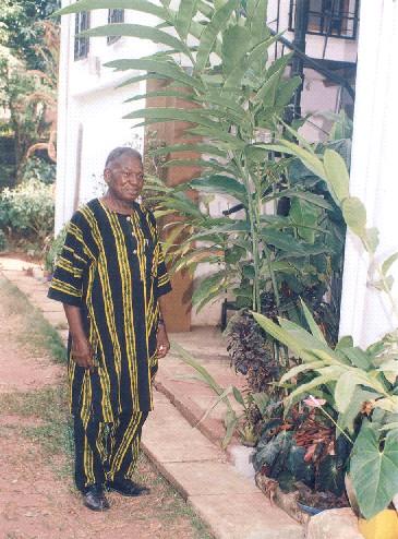Professor Bede Okigbo