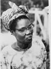 Chief Mrs. Funmilayo Ransome-Kuti
