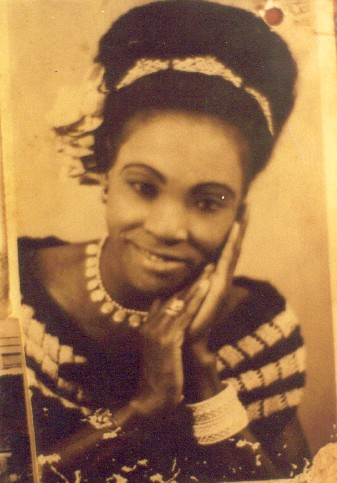 The Young Margaret Ekpo