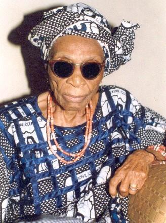 Chief Margaret Ekpo