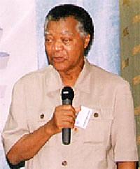 Professor Olikoye ransome-Kuti