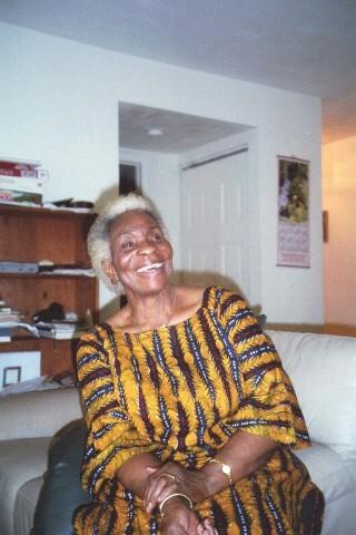 Mrs. Oyibo Odinamadu