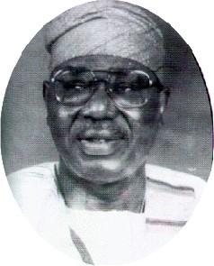 Ernest Shonekan