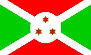 Flag of Burundi