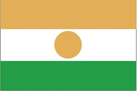Flag of Niger