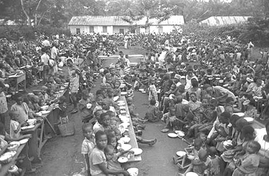 Victims of the Gowon/Awolowo Starvation Weapon
