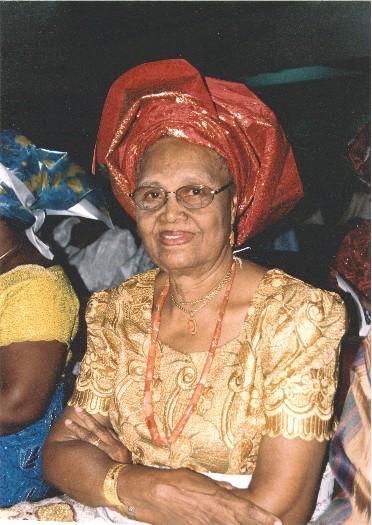 Professor Grace Alele-Williams
