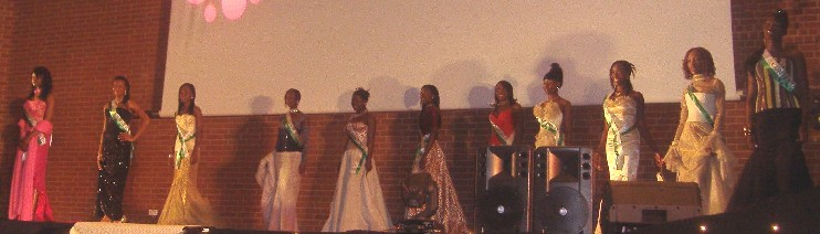 MBNG-UK, Evening wear Parade