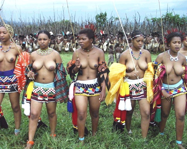 Mswati's Women - 2