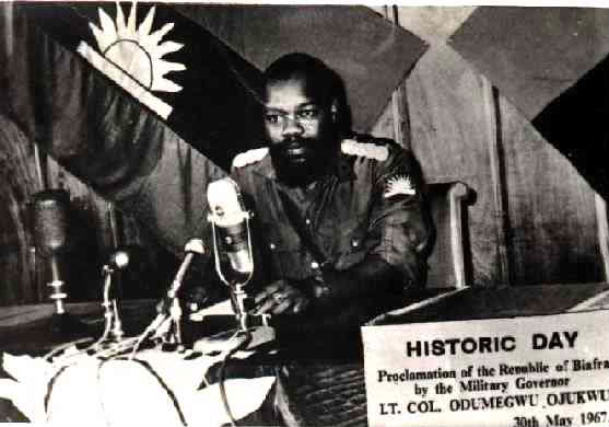 General Ojukwu