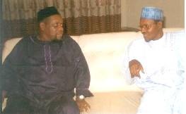 Dim Ojukwu and Mohamadu Buhari
