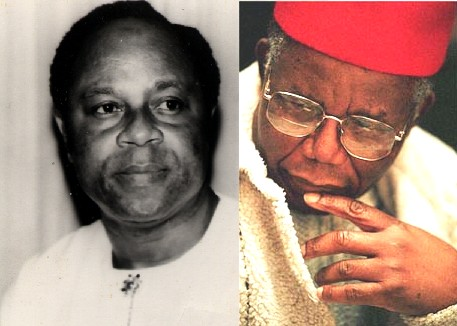 tam David-West and Chunua Achebe