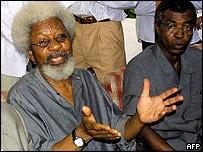 Wole Soyinka and Beko Kuti