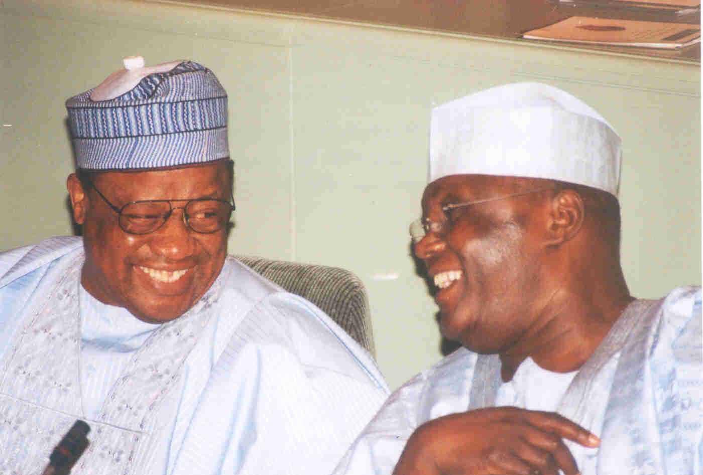 Babangida and Atiku