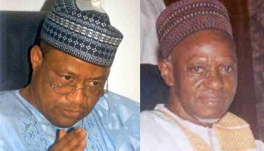 BNW Babangida and Shagari