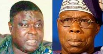 BNW Balogun and Obasanjo