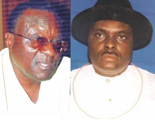 BNW Gani Fawehinmi and James Ibori