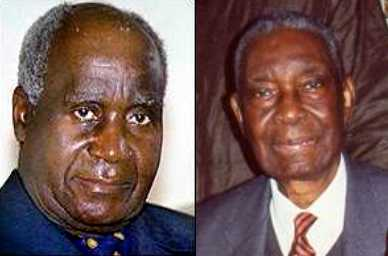 Kenneth Kaunda and Nnamdi Azikiwe
