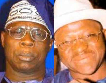 BNW Obasanjo and Dariye