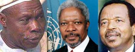 Obasanjo Annan Biya