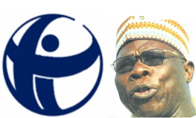 BNW Obasanjo and Transparency Internatinal