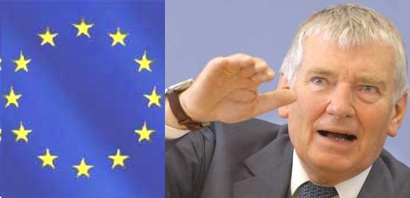 BNW Otto Schily and EU Logo