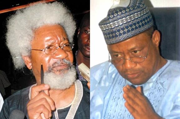 BNW Soyinka and Babangida