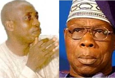 BNW Uwazuruike and Obasanjo