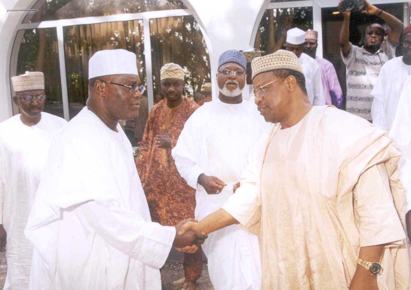 BNW Babangida and Atiku