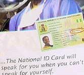 BiafraNigerian ID Card