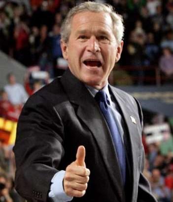 BNW George W. Bush