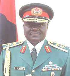 COAS Lt Gen Martin Luther Agwai