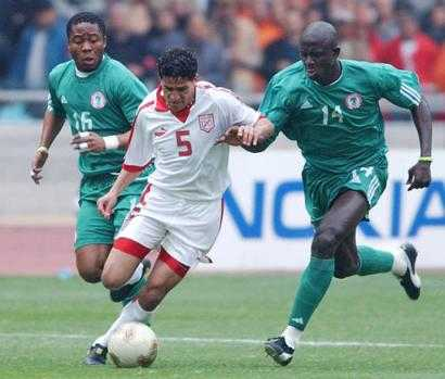 Cup of Nations 2004 _ BiafraNigeria v Tunisia
