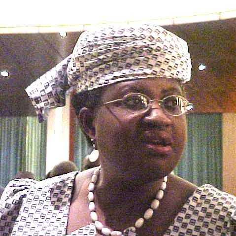 BNW Finance Minister Ngozi Okonjo-Iweala