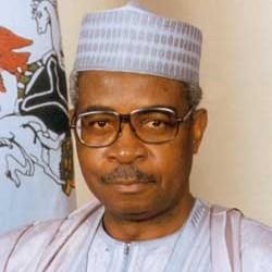 Former Minister of Defence Theophilus Yakubu Danjuma