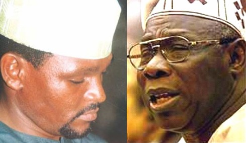 BNW Hamza Al-Mustapha and Obasanjo