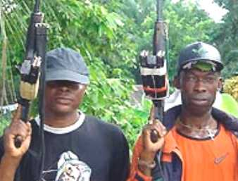 BNW Ijaw Rebels