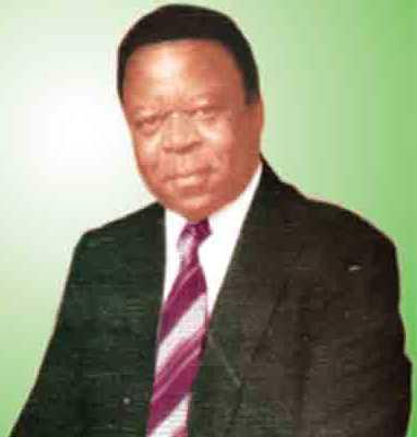 Former Imo State Governor, Sam Mbakwe