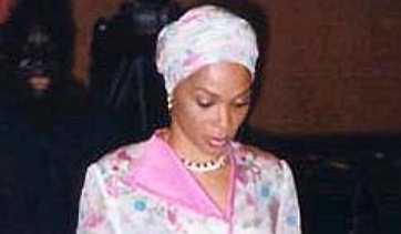 Jennifer Douglas Jemila Abubakar