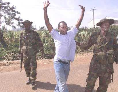 BNW Kaduna Riot Suspects