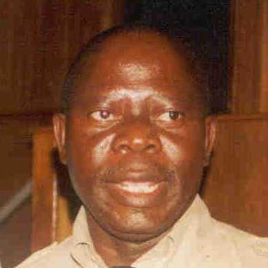 NLC President Adams Oshiomhole