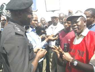 BNW NLC President Adams Oshiomhole